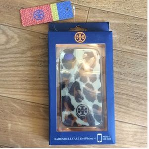 Tory Burch Hard shell case for iPhone 4